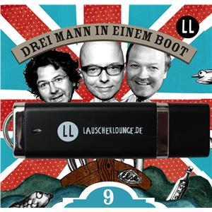 Hörspiel Cover: USB-Stick Episode 9