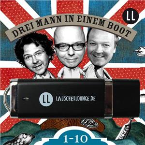 Hörspiel Cover: USB-Stick Episode 1-10