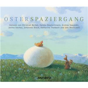 Hörbuch Cover: Osterspaziergang