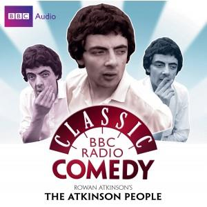 Hörbuch Cover: Rowan Atkinson's The Atkinson People (Classic BBC Radio Come