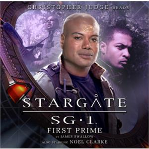Hörbuch Cover: 2.1 Stargate SG-1 - First Prime