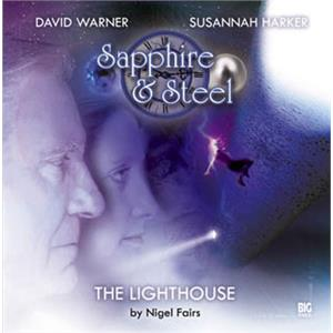 Hörspiel Cover: 1.4 Sapphire And Steel - The Lighthouse
