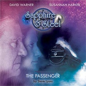 Hörspiel Cover: 1.1 Sapphire And Steel - The Passenger