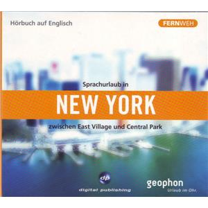 Hörspiel Cover: Sprachurlaub in New York