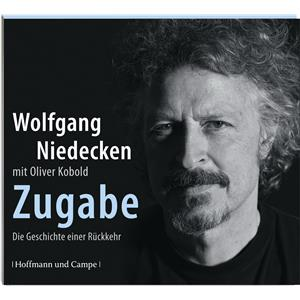 Hörbuch Cover: Zugabe
