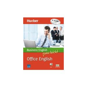 Hörbuch Cover: Business English ganz leicht - Office English