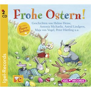 Hörbuch Cover: Frohe Ostern!