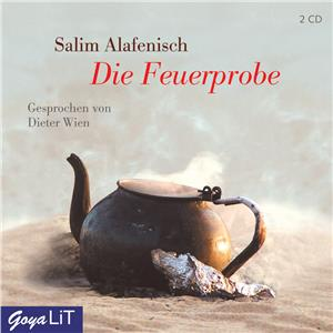 Hörbuch Cover: Feuerprobe