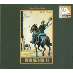 Hörbuch Cover: Winnetou II