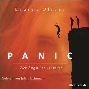 Hörbuch Cover: Panic - Wer Angst hat, ist raus!