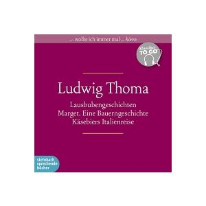Hörbuch Cover: Ludwig Thoma