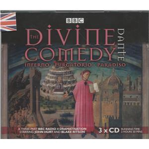 Hörspiel Cover: The Divine Comedy