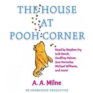 Hörspiel Cover: The House at Pooh Corner