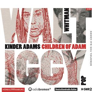 Hörspiel Cover: Kinder Adams / Children of Adam