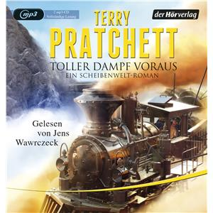 Hörbuch Cover: Toller Dampf voraus