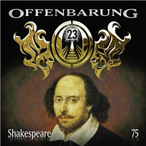 Hörspiel Cover: Shakespeare