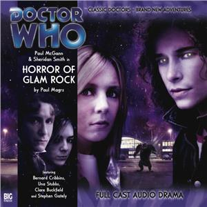 Hörspiel Cover: Doctor Who: Horror of Glam Rock