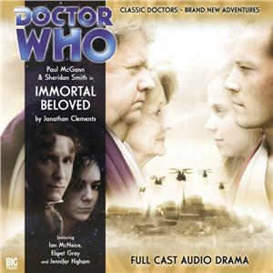 Hörspiel Cover: Doctor Who: Immortal Beloved