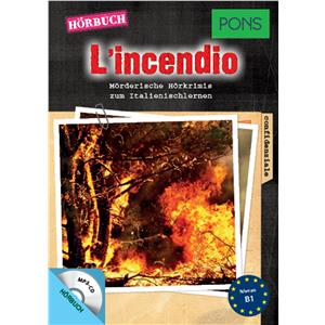 Hörbuch Cover: L'incendio