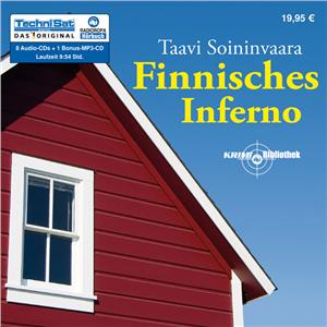 Hörbuch Cover: Finnisches Inferno