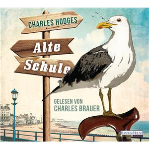 Hörbuch Cover: Alte Schule