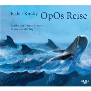 Hörspiel Cover: OpOs Reise