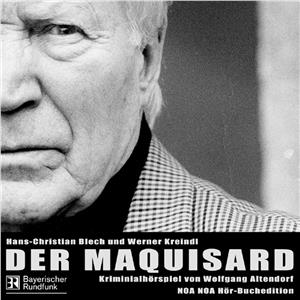 Hörbuch Cover: Der Maquisard (Download)