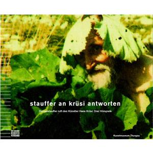 Hörbuch Cover: Stauffer an Krüsi antworten (Download)