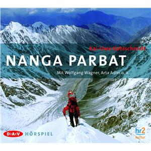 Hörbuch Cover: Nanga Parbat (Download)