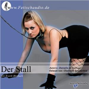 Hörbuch Cover: Der Stall (Download)