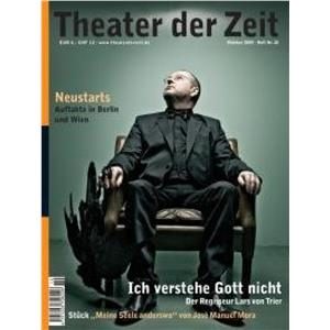 Hörbuch Cover: Theater der Zeit - 01. Oktober 2009 (Download)