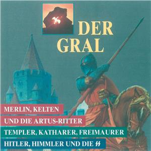 Hörbuch Cover: Der Gral (Download)