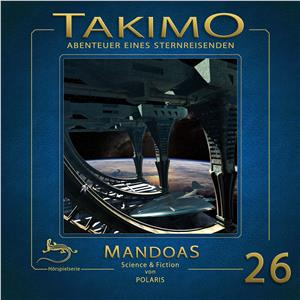Hörbuch Cover: Takimo - 26 - Mandoas (Download)