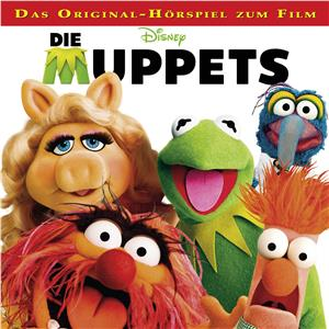 Hörbuch Cover: Disney - Muppets Kinofilm (Download)