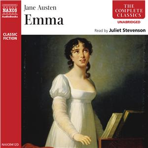 Hörbuch Cover: Emma (Unabridged) (Download)