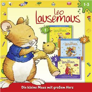 Hörbuch Cover: Leo Lausemaus - Vol. 1 (Download)