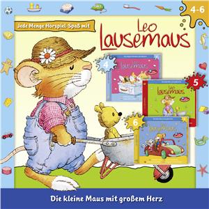 Hörbuch Cover: Leo Lausemaus - Vol. 2 (Download)