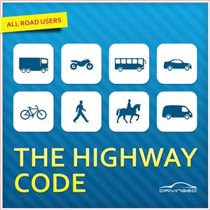 Hörbuch Cover: The Highway Code (Download)
