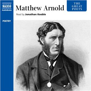 Hörbuch Cover: The Great Poets: Matthew Arnold (Download)