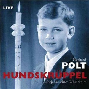 Hörbuch Cover: Hundskrüppel (Download)