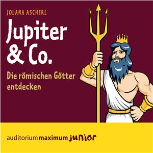 Hörbuch Cover: Jupiter & Co. (Download)