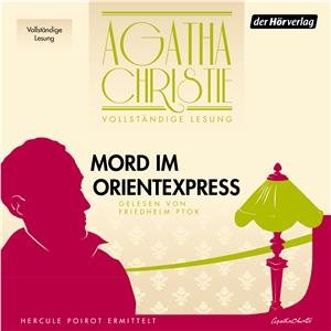 Hörbuch Cover: Mord im Orientexpress (Download)