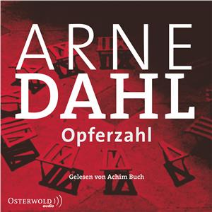 Hörbuch Cover: Opferzahl (Download)