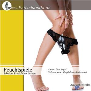 Hörbuch Cover: Feuchtspiele (Download)
