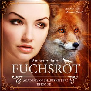 Hörbuch Cover: Fuchsrot (Download)