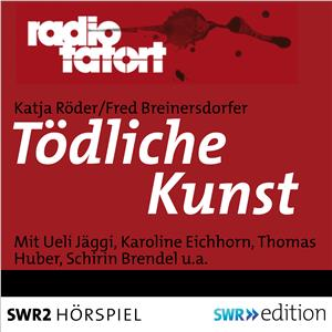 Hörbuch Cover: Tödliche Kunst (Download)