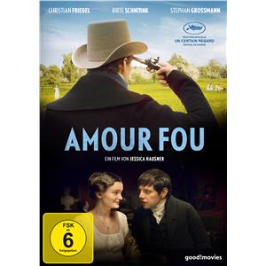 Cover: Amour Fou