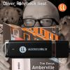 Hörbuch Cover: USB-Stick Amberville