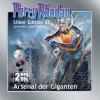 Hörbuch Cover: Perry Rhodan - Arsenal der Giganten (mp3-Version)