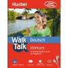 Hörbuch Cover: Walk & Talk Deutsch Hörkurs